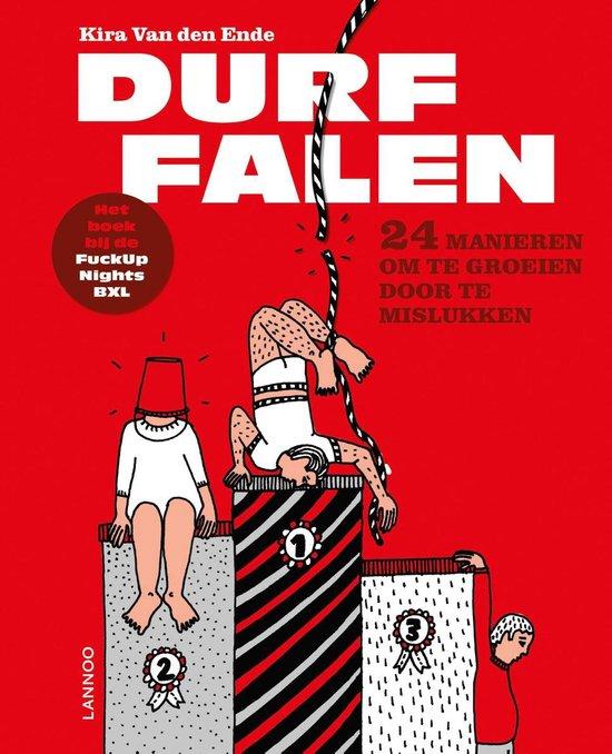 Durf falen (E-boek - ePub-formaat) - Kira van den Ende  