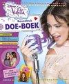 Afbeelding van het spelletje Disney Violetta reuzeleuk doe-boek Violetta