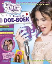 Disney Violetta reuzeleuk doe-boek
