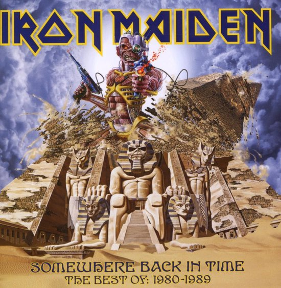 Somwhere Back In Time - Iron Maiden