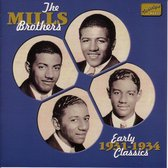 The Mills Brothers:Early Class
