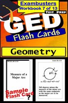 GED Test Prep Geometry Review--Exambusters Flash Cards--Workbook 7 of 13