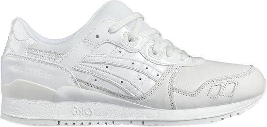 bol.com | Asics Sneakers Gel Lyte Iii Dames Wit Maat 40,5