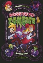 Omslag Hansel and Gretel and Zombies
