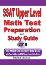 SSAT Upper Level Math Test Preparation and study guide