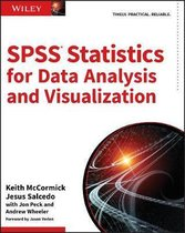SPSS Statistics for Data Analysis and Visualization