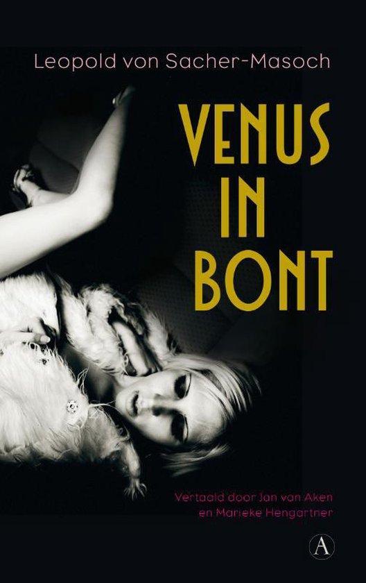 Venus in bont - Leopold Von Sacher-Masoch |