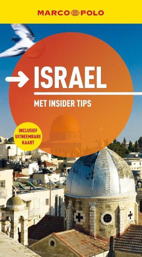 Boek cover Marco Polo - Israel van Gerhard Heck (Paperback)