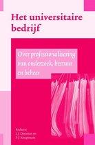Universiteit & Samenleving 6 - Het universitaire bedrijf in Nederland