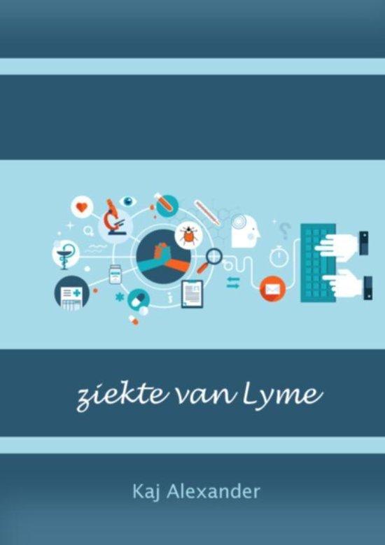 ziekte van Lyme   Eboek - Kaj Alexander de Vries  