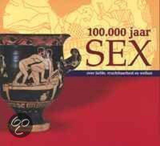 Cover van het boek '100.000 jaar sex'