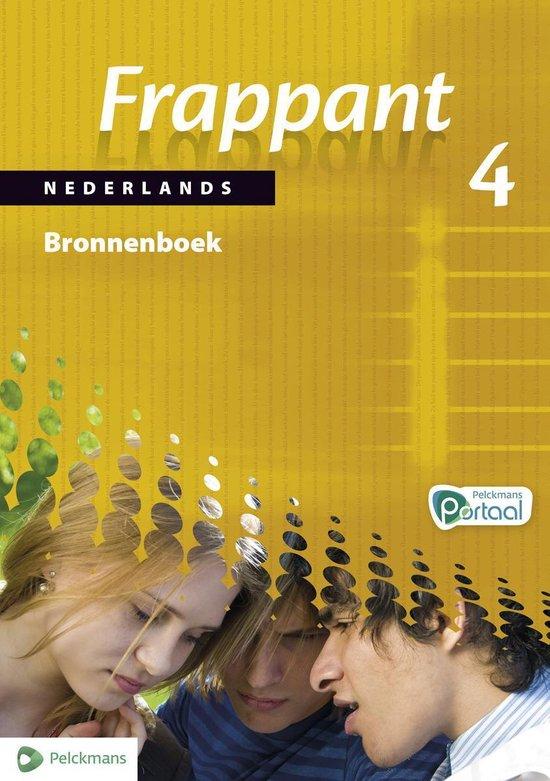 Frappant Nederlands 4 aso Bronnenboek - none |