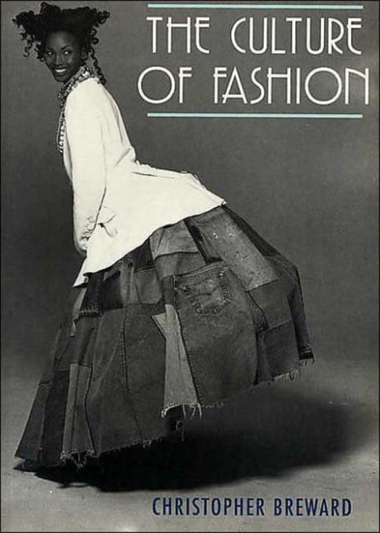 Boek cover The Culture of Fashion van Christopher Breward (Paperback)