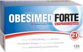 Obesimed Forte - 126 capsules - Voedingssupplement