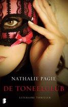 Boek cover De toneelclub van Nathalie Pagie