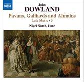 Dowland: Lute Music, Vol. 3