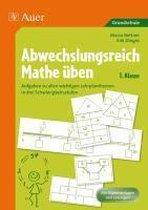 Abwechslungsreich Mathe üben 1. Klasse