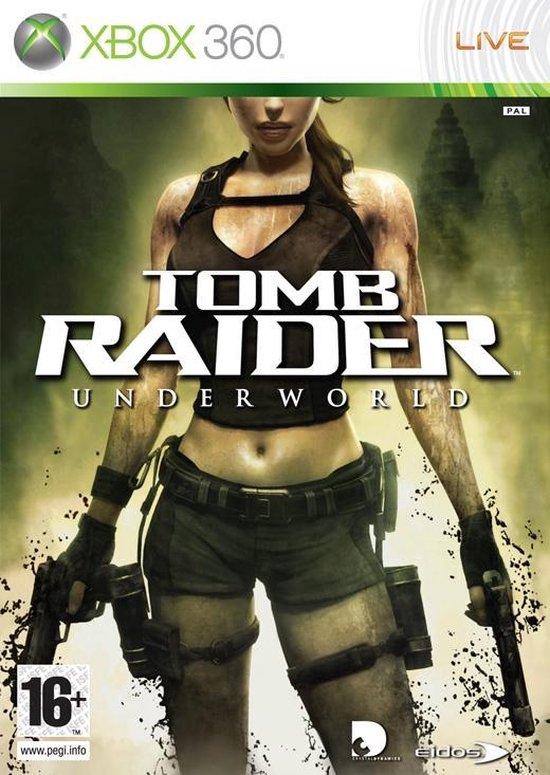 Tomb Raider: Underworld /X360