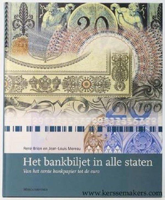 Het bankbiljet in alle staten - R. Brion |