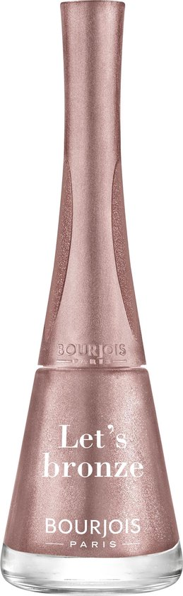 Bourjois 1 Seconde nagellak - 16 Let's Bronze
