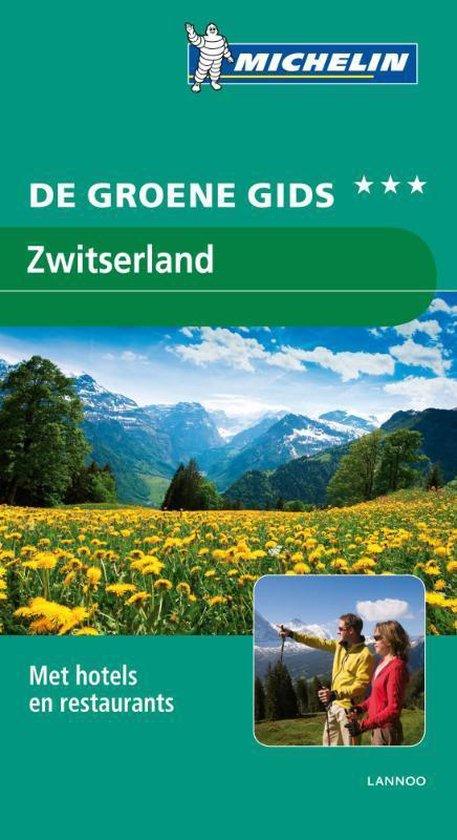 De Groene Reisgids - Zwitserland - none   Fthsonline.com