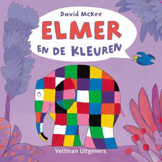 Elmer en de kleuren - David Mckee  