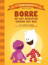 De Gestreepte Boekjes Groep 2 Maart -   Borre en het monster onder het bed