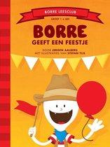 De Gestreepte Boekjes  -   Borre geeft een feestje