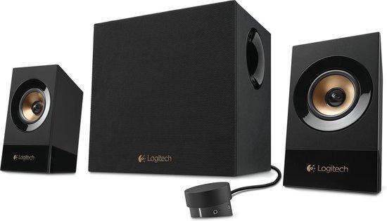 Logitech Z533 - Multimedia Speakers