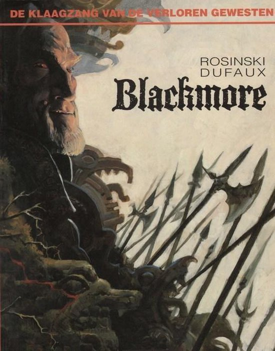 Blackmore - Jean Dufaux |