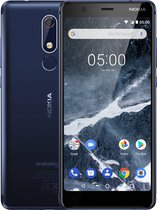 Nokia 5.1 - 16GB - Blauw