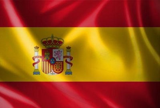Bol Com Vlag Spanje