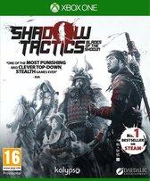 XBOX ONE Shadow Tactics: Blades of the Shogun EU