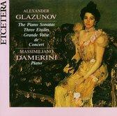 Massimiliano Damerini - Piano Music