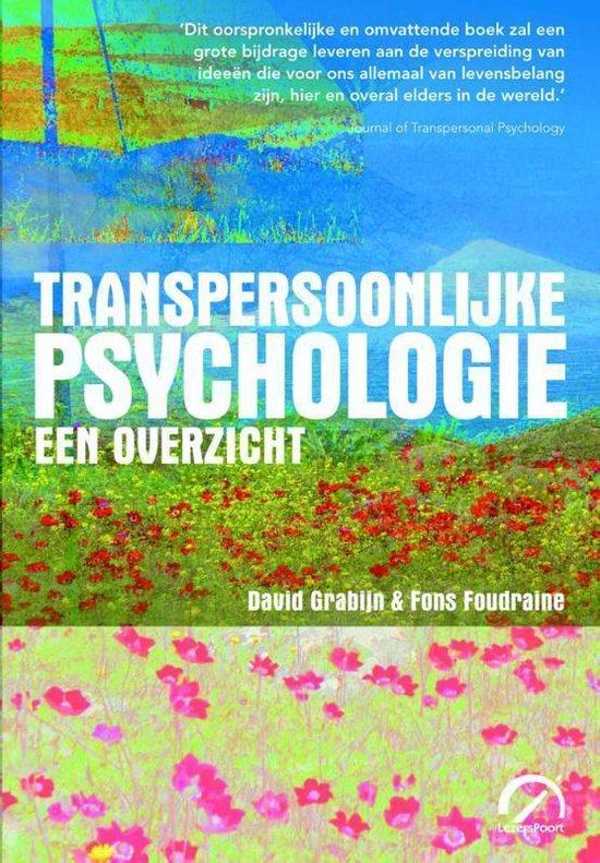 Transpersoonlijke psychologie - David Grabijn |