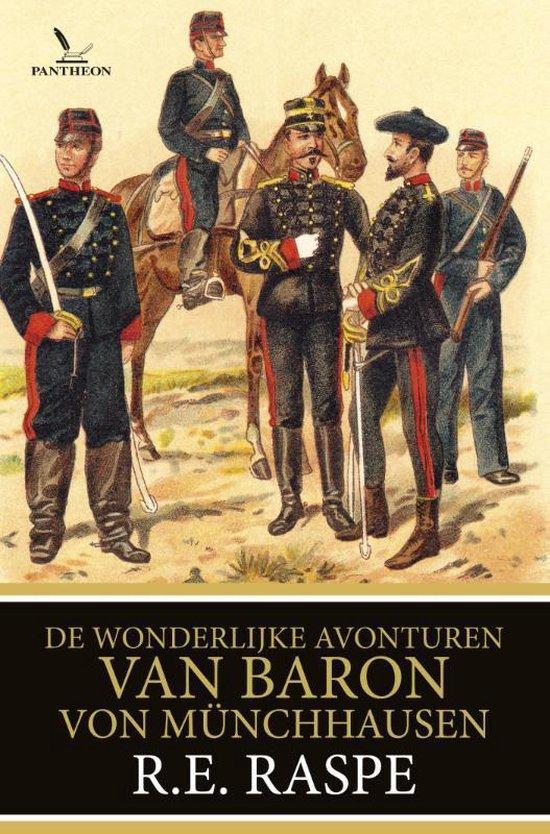 De wonderlijke avonturen van Baron von Münchhausen - Rudolf Erich Raspe |