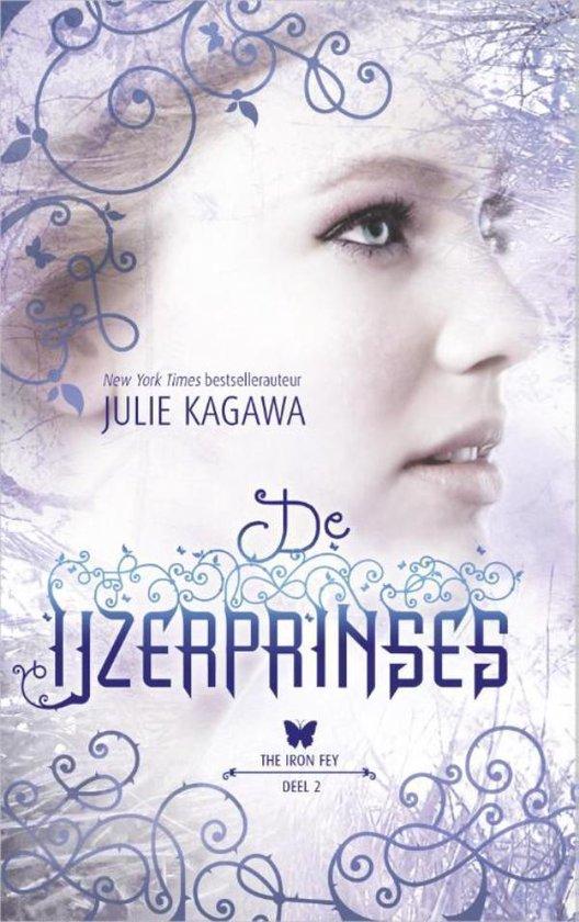 Harlequin- De IJzerprinses - J. Kagawa |