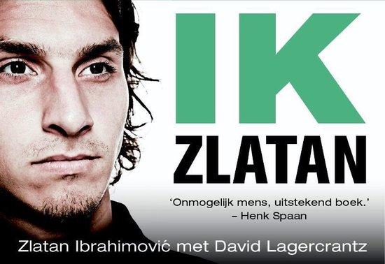 Ik, Zlatan - dwarsligger (compact formaat) - Zlatan Ibrahimovic |