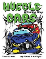 Muscle Cars Colouring Book