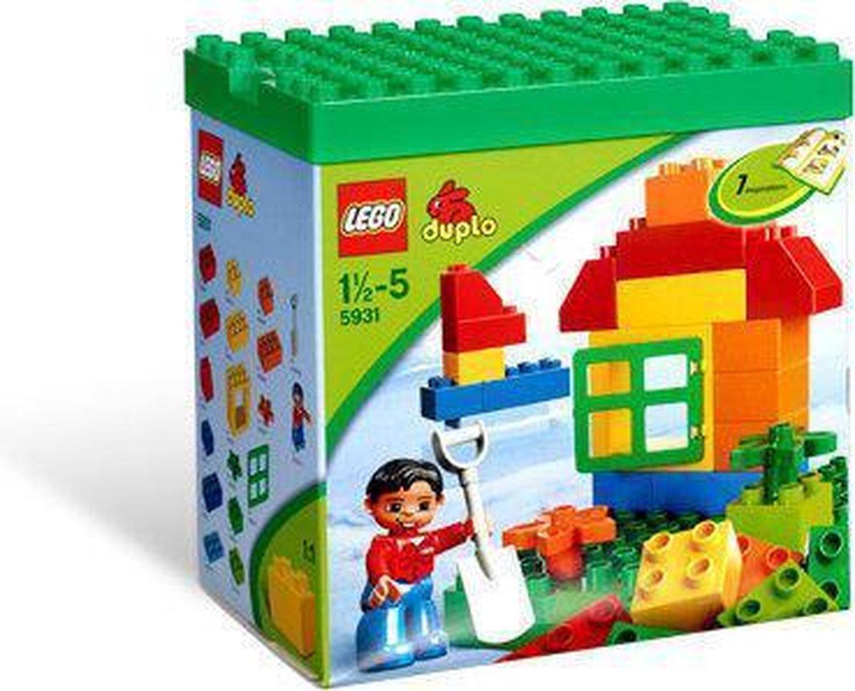 LEGO Mijn eerste LEGO Duplo set - 5931