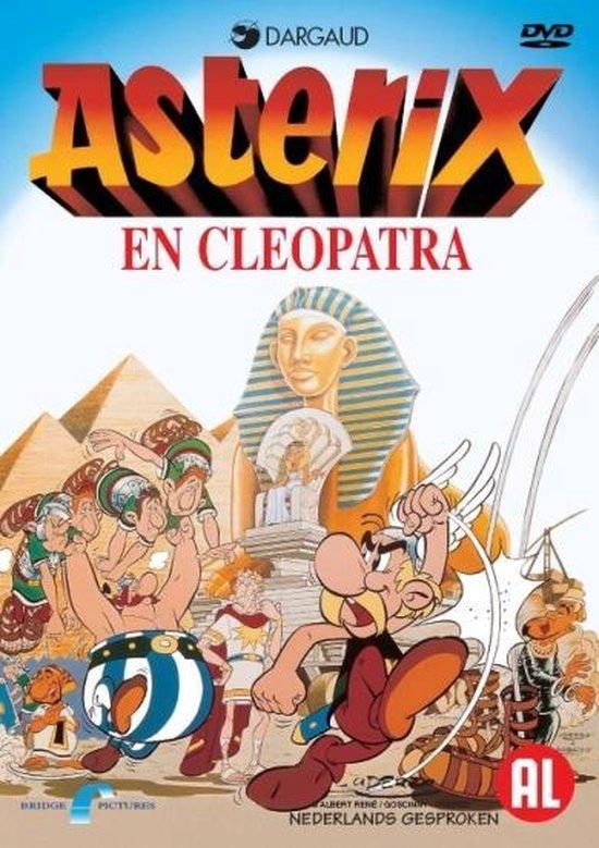 Cover van de film 'Asterix En Cleopatra'