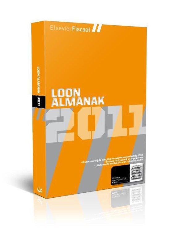 Elsevier Loon Almanak 2011 - N.v.t. | Fthsonline.com