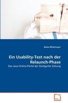 Ein Usability-Test Nach Der Relaunch-Phase