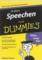 De Kleine Speechen V Dummies