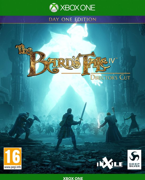 The Bard's Tale IV: Director's Cut – Day One Edition – Xbox One