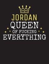 JORDAN - Queen Of Fucking Everything