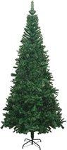 vidaXL Kunstkerstboom - groen - 240 cm