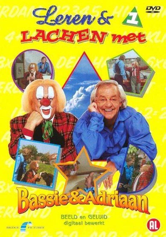 Cover van de film 'Bassie & Adriaan - Leren Lachen 1'