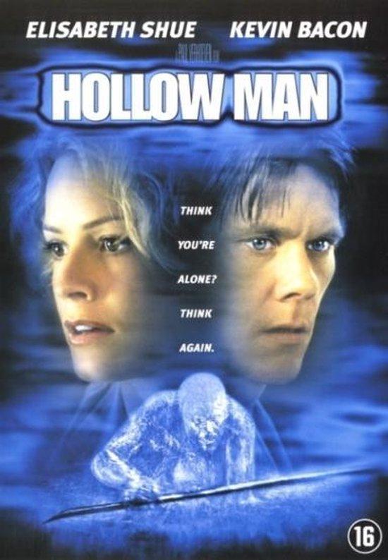 Cover van de film 'Hollow Man'