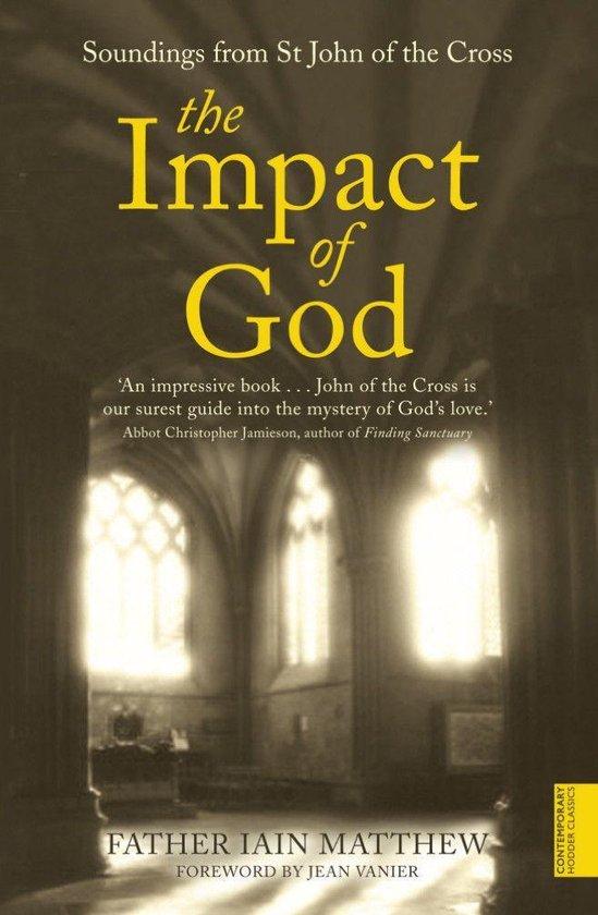 Boek cover The Impact of God van Iain Matthew (Onbekend)